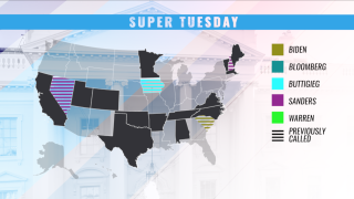 Super Tuesday preview: 5 candidates remain as voters in 14 states cast ballots