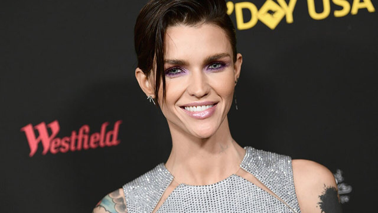 Ruby Rose cast as Batwoman, an openly lesbian superhero, for The CW