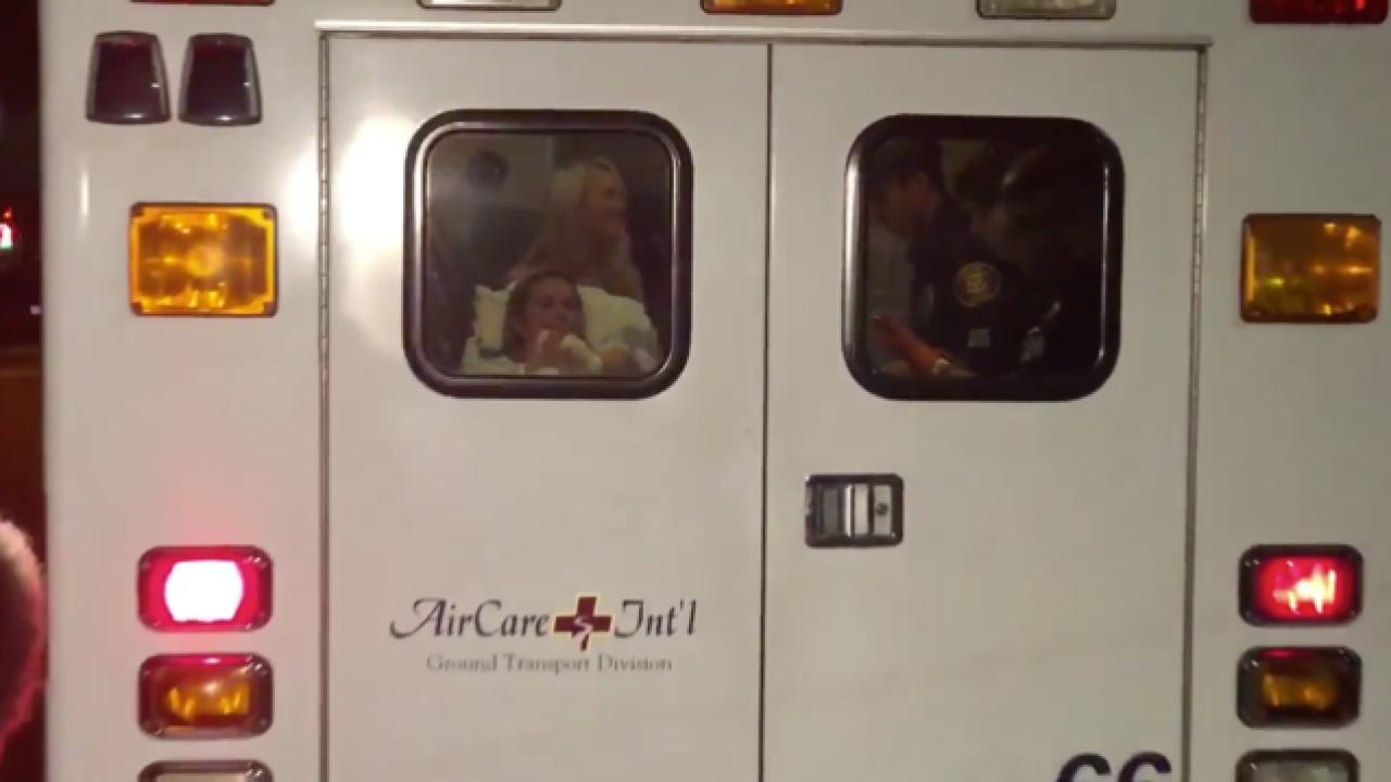 Injured parasailor returning to U.S.