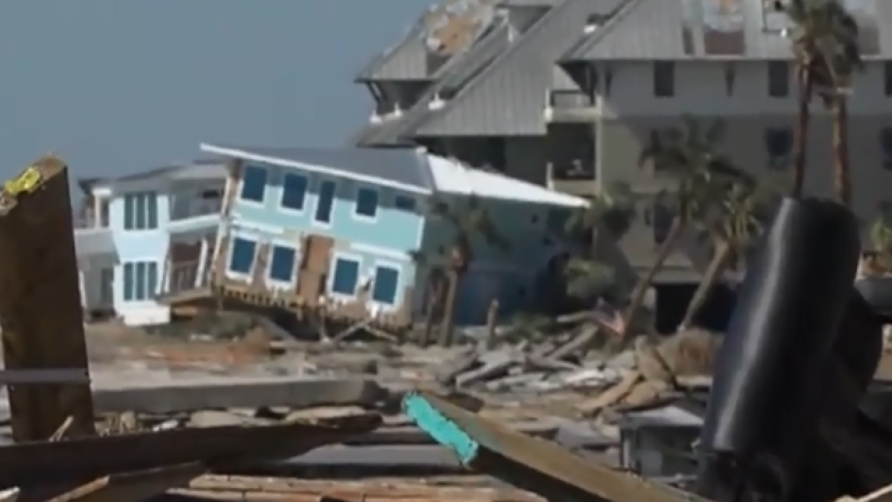 Communities picking up after Hurricane Michael