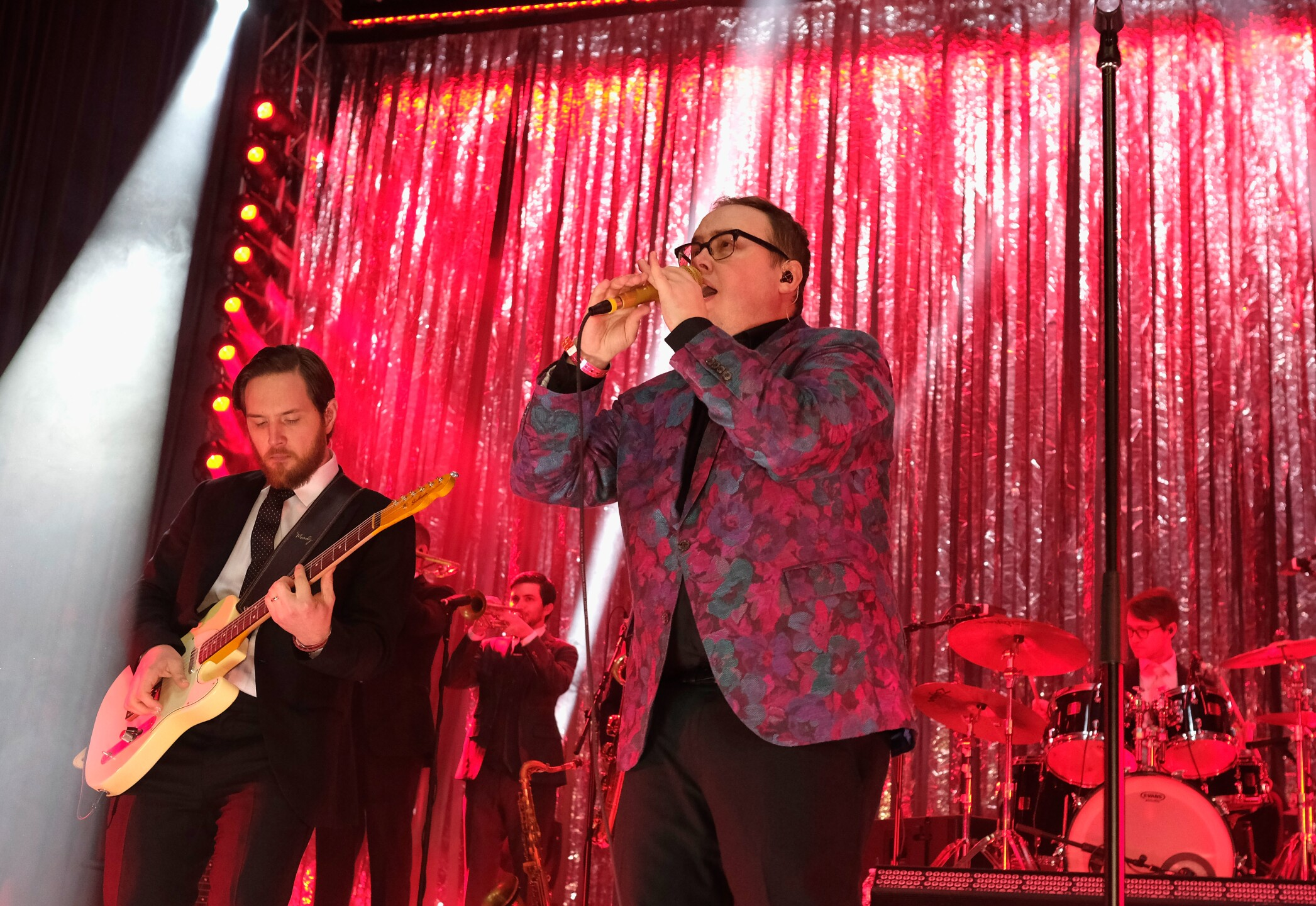 St. Paul and The Broken Bones to perform at Summerfest 2019.