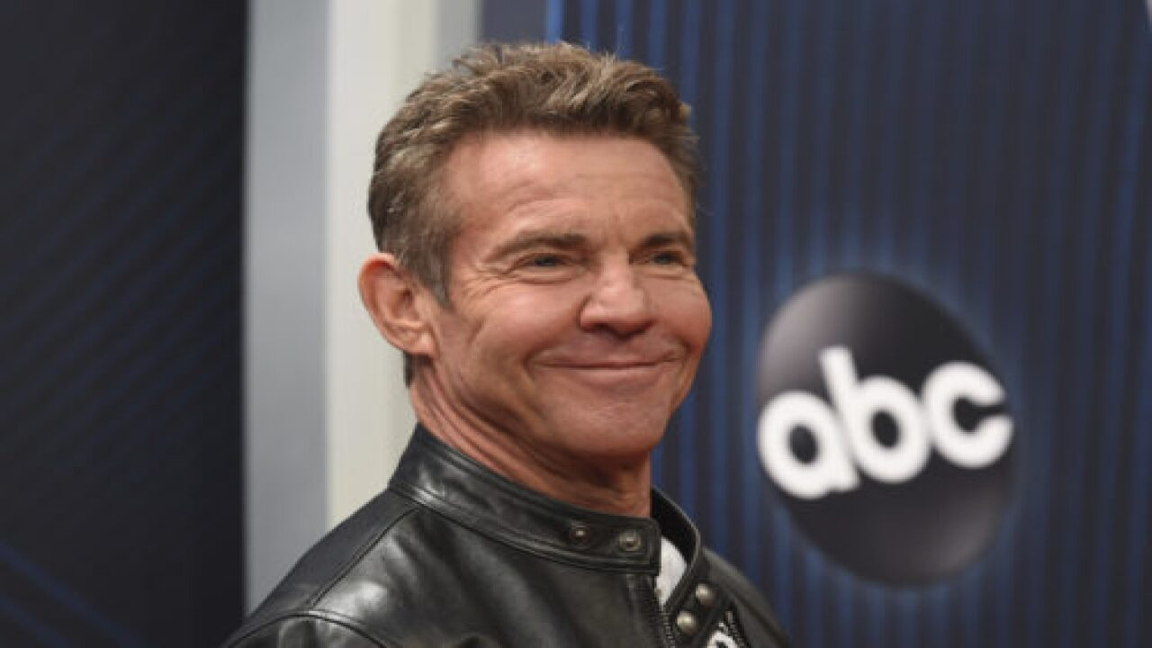 Dennis Quaid Adopted A Shelter Cat Named Dennis Quaid