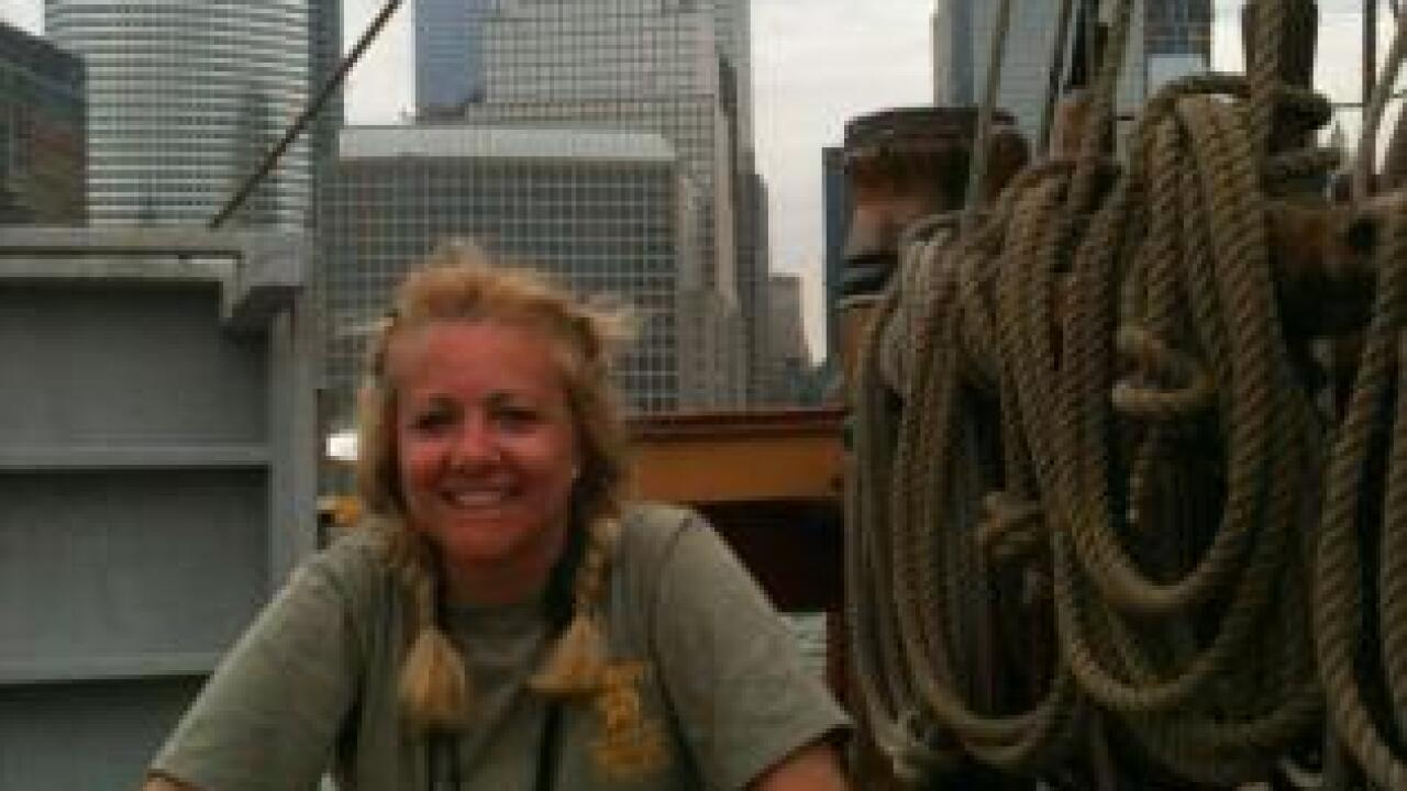 Oklahoma woman one of the missing crew from the HMS Bounty