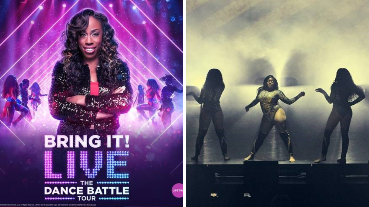 'Bring It! LIVE' dance battle tour coming to Chrysler Hall in July