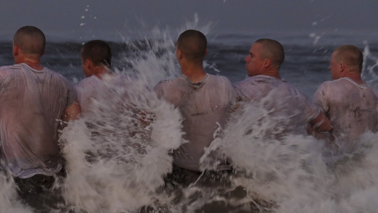 NSW Center Resumes Portions of Paused SEAL and SWCC Training