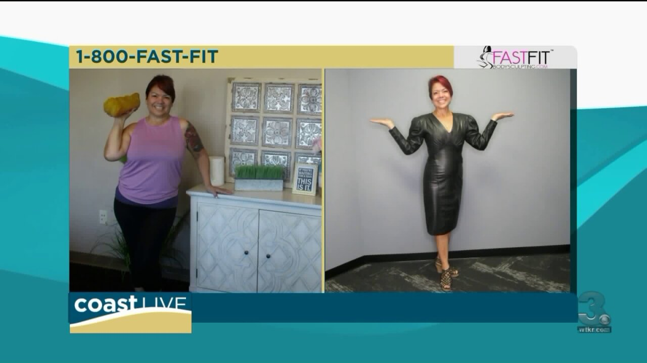 Learning how Fast Fit technology can help you reach fat loss goals on Coast Live