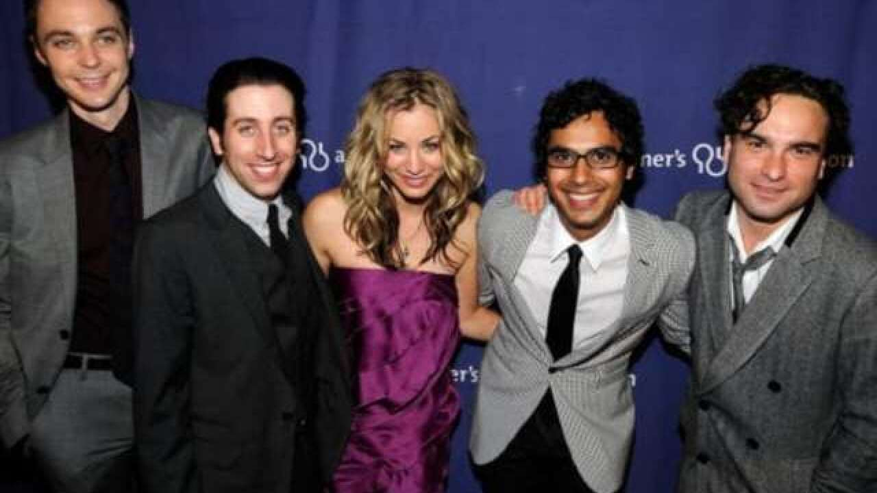 Next season of 'Big Bang Theory' will be its last
