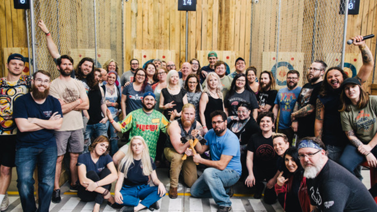 Flying Axes to bring edgy fun to Covington