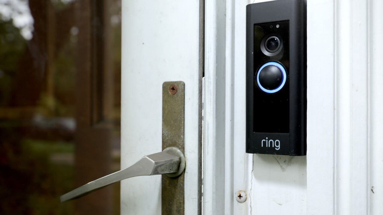Ring provides user data to Facebook and Google, report says
