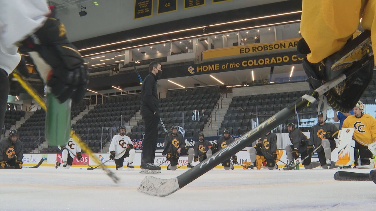 CC's Yoon, Hawkinson named Co-Captains ahead of Tigers home opener