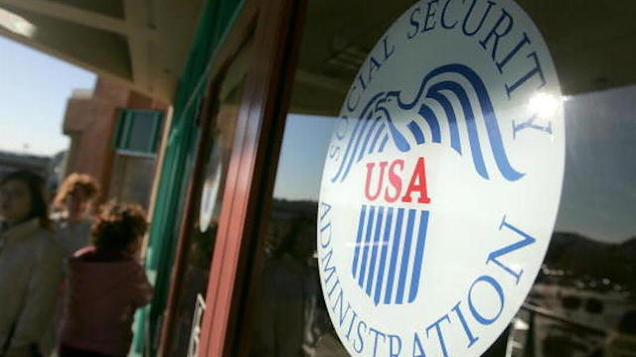 Social Security benefits expected to rise by 2.2 percent