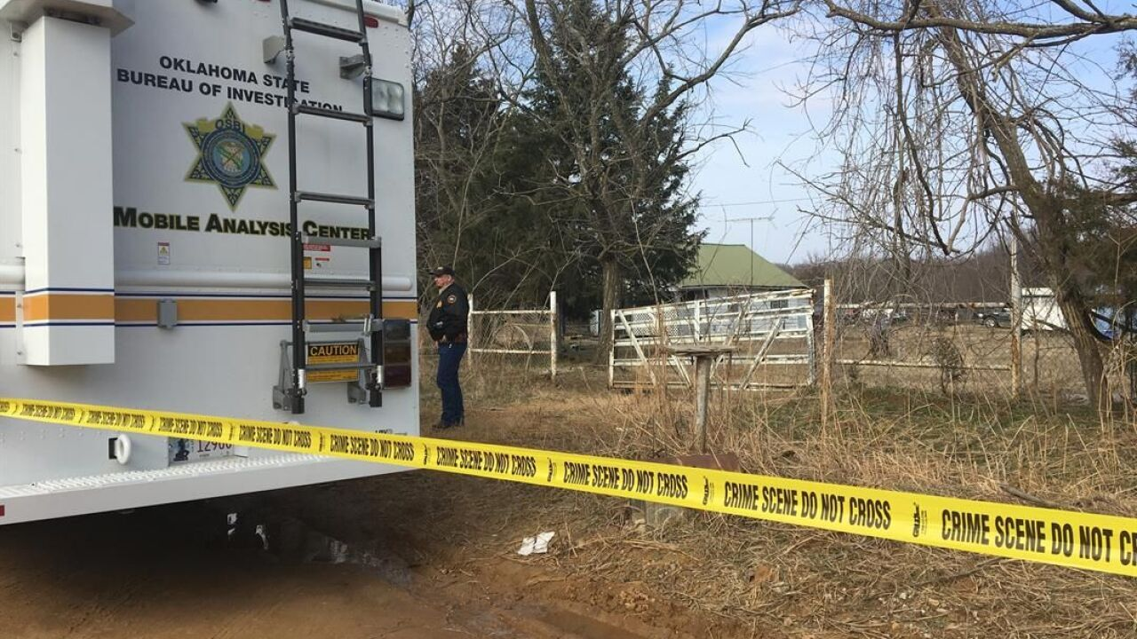 Medical examiner positively identifies bodies found in Oklahoma as