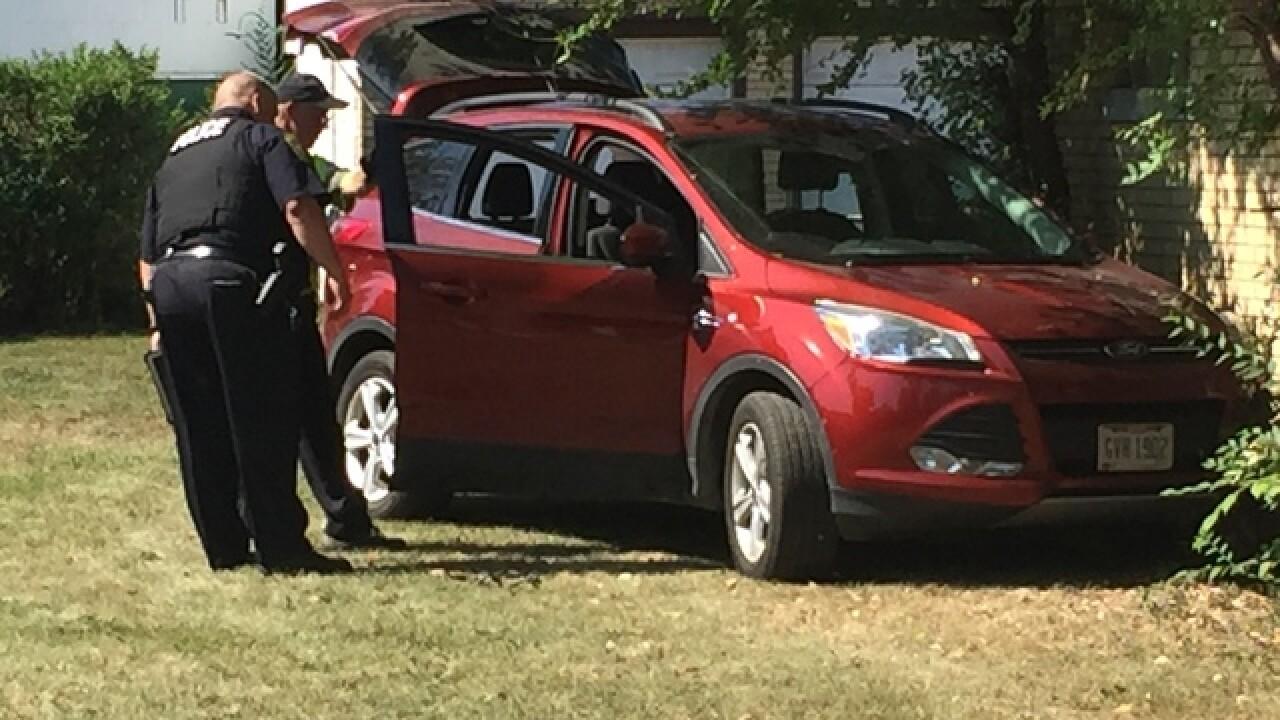 Cleveland police arrest four after chase