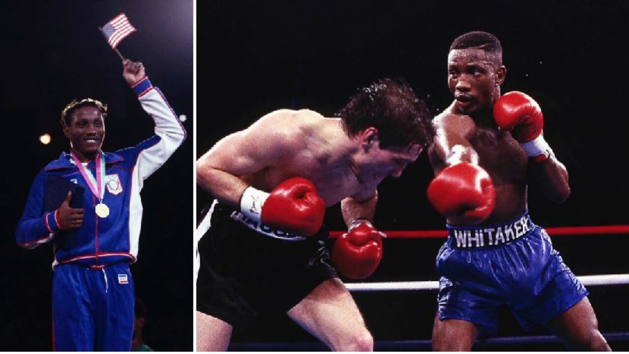 Boxing champ Pernell 'Sweet Pea' Whitaker killed in VirginiaBeach