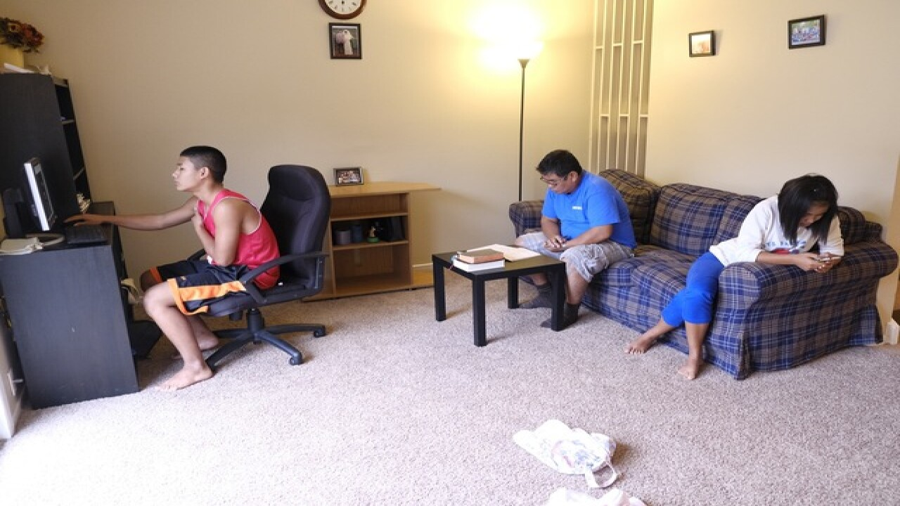 PHOTOS: Burmese refugees in Indy