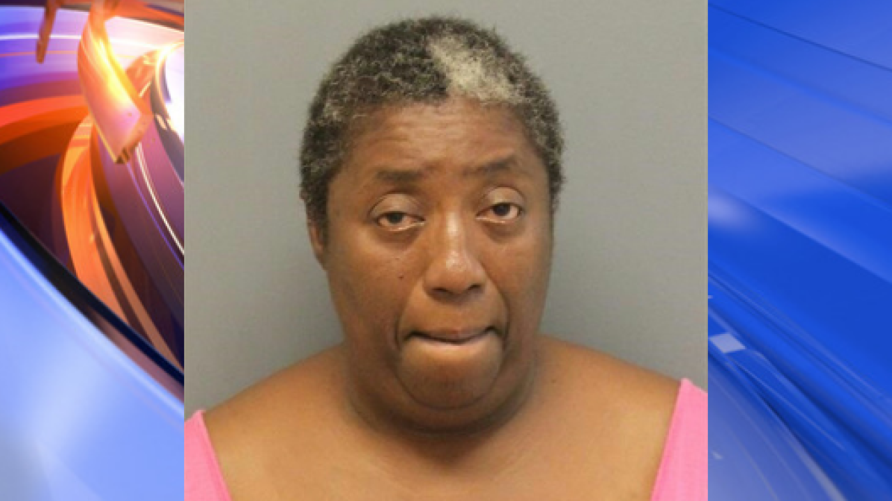 Newport News woman charged with malicious wounding after stabbing