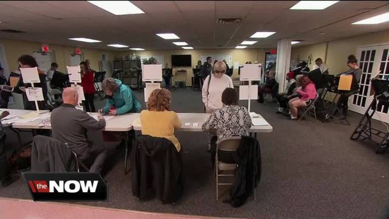Ohio early voting starts in one week