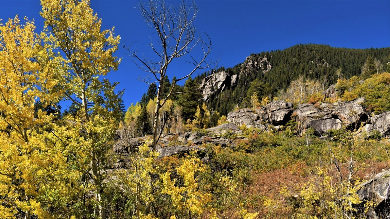 Colorado's Independence Pass