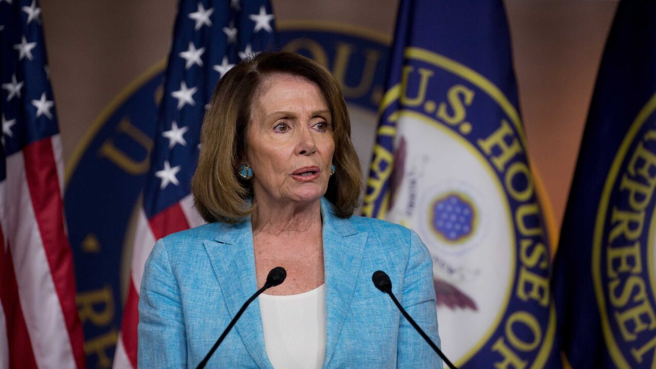 Pelosi: Trump is 'engaged in a cover-up'