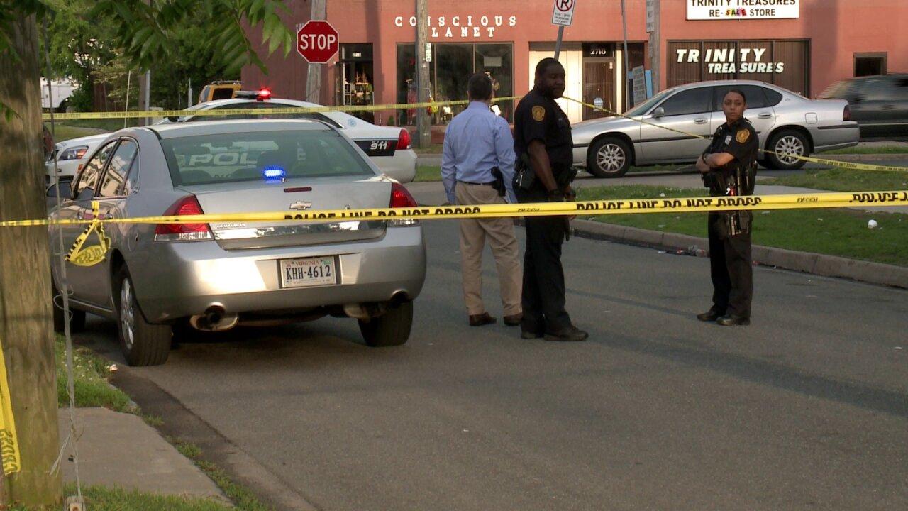 Two hurt in shooting on West 28th Street inNorfolk