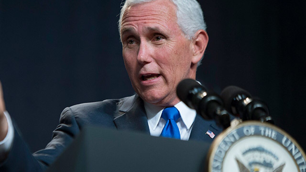 Pence to visit Cleveland-area manufacturer on Wednesday