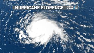 Meet Florence, the first major hurricane of 2018 Atlantic season