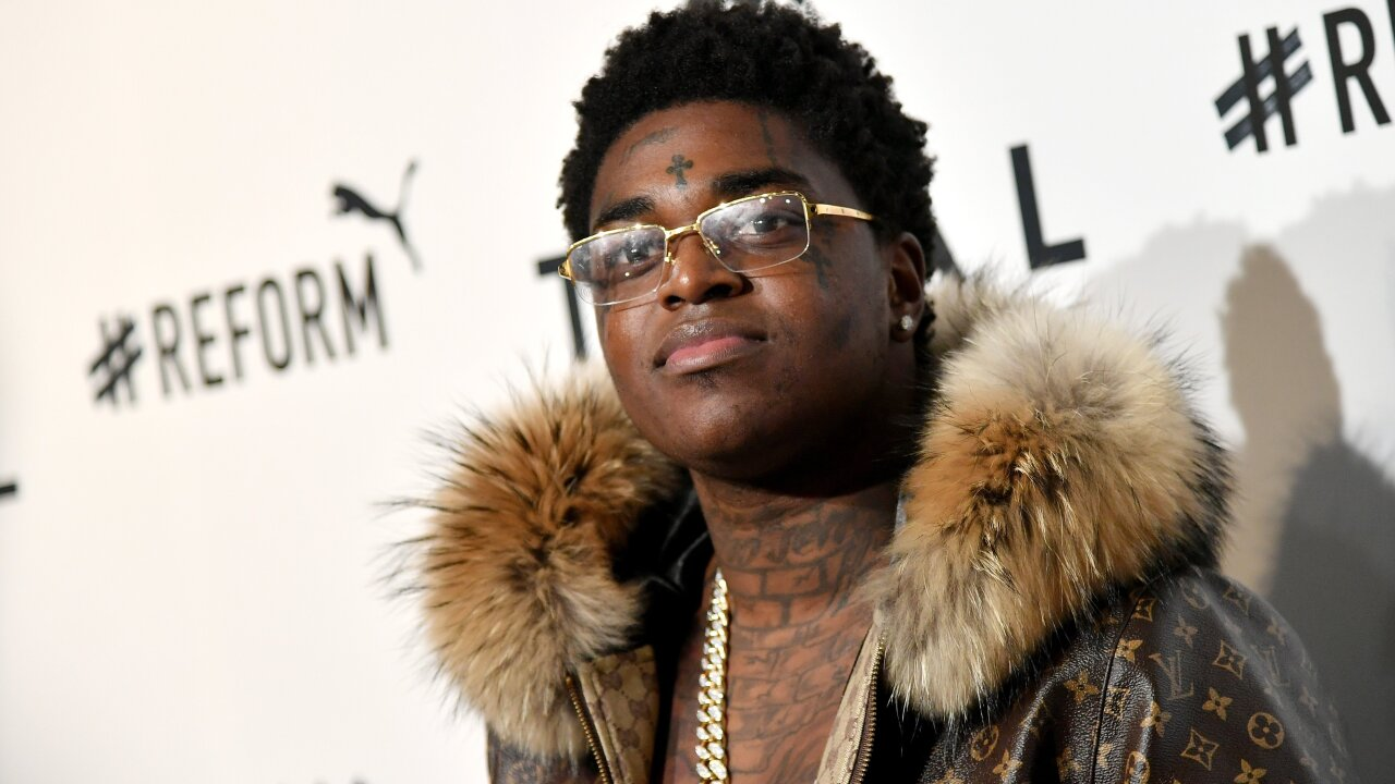 Rapper Kodak Black arrested at Rolling Loud festival in Miami