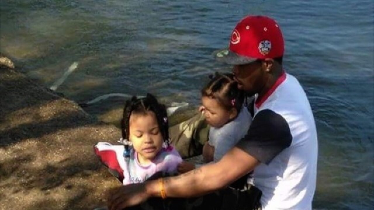 Candlelight vigil held for Ecorse father of three shot and killed
