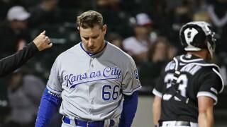 Kansas City Royals v Chicago White Sox Ryan O'Hearn