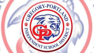 Gregory-Portland Independent school district logo
