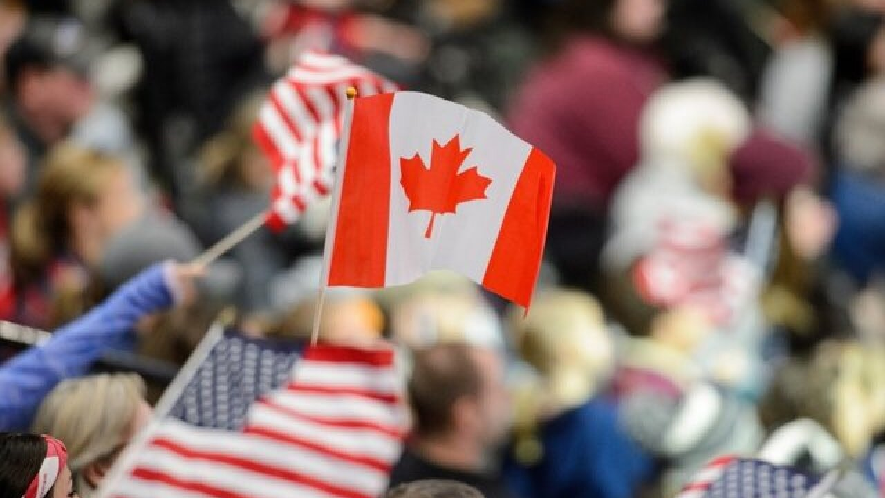 2,550 US citizens applied for asylum in Canada in 2017. That's more than 6 times as many as in 2016