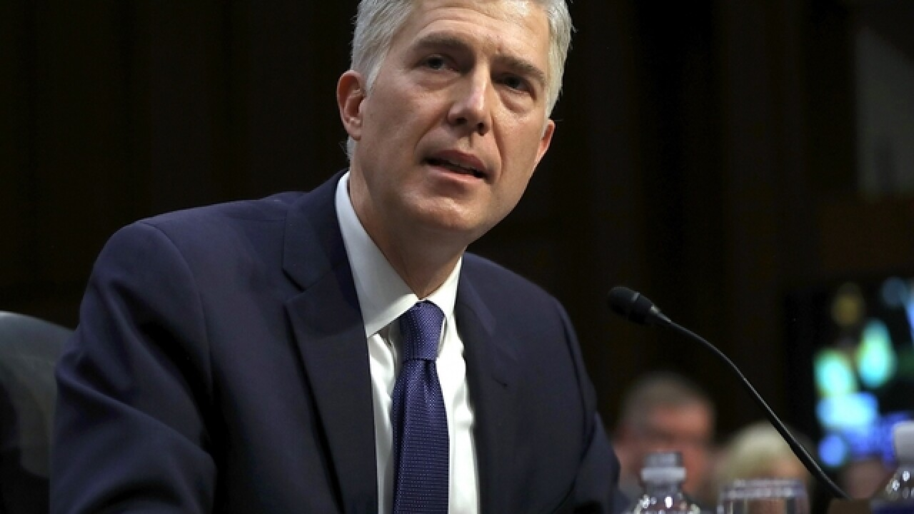 DC Daily: 'Highly, highly unlikely' SCOTUS nominee Gorsuch gets enough votes