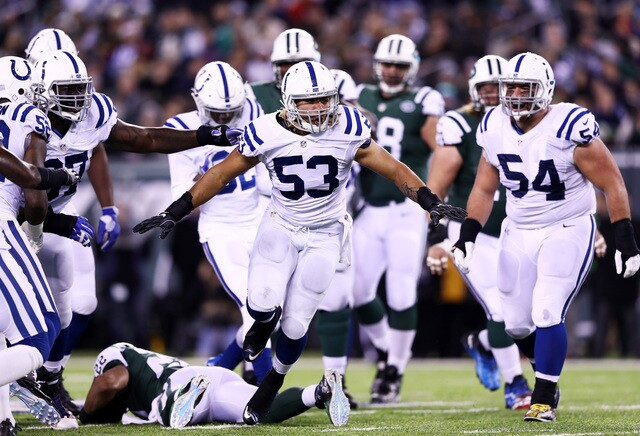 PHOTOS: Edwin Jackson playing for the Indianapolis Colts