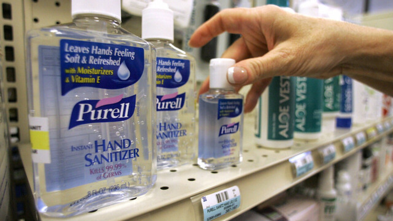 Kroger limiting purchases of hand sanitizer, wipes to 5 per customer amid coronavirus fears