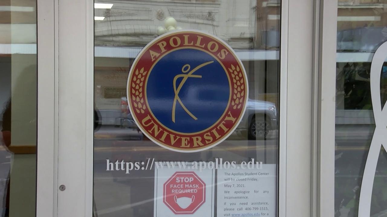 Apollos University in Great Falls