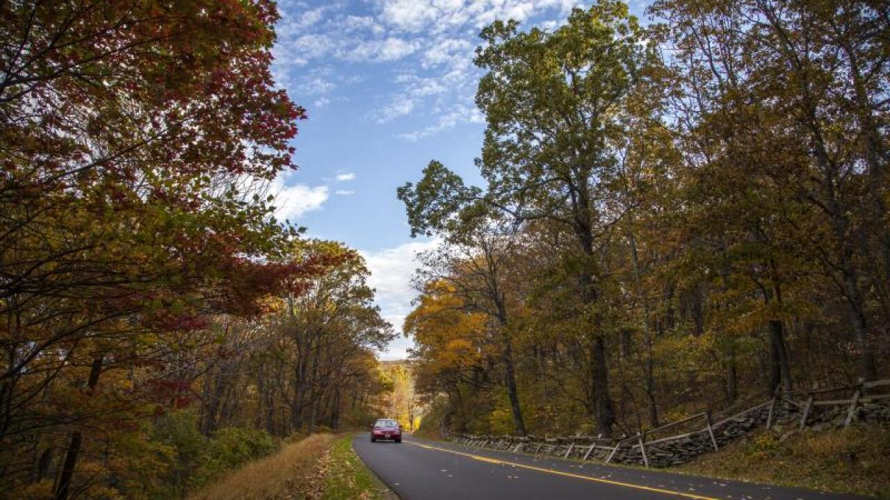 Blue Ridge Parkway named most visited National Park Service site