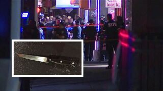 2 cops shot, 1 cop stabbed in Brooklyn ambush: police