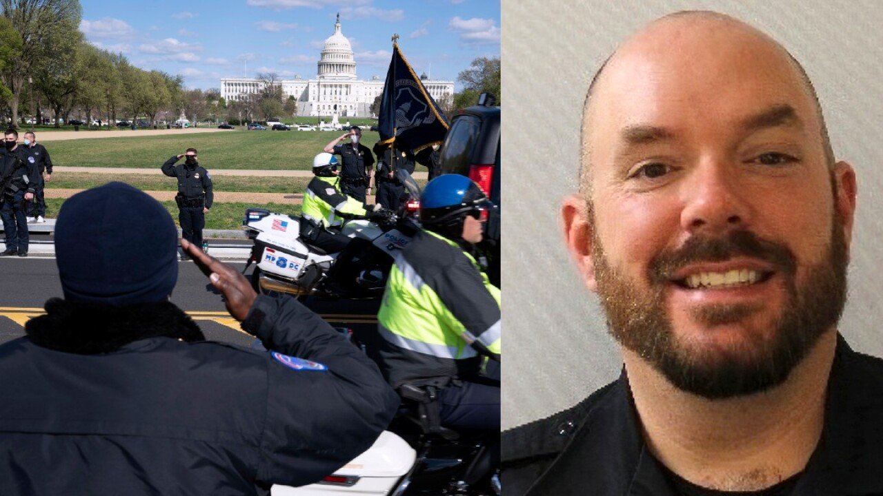 Officer Billy Williams to lie in state