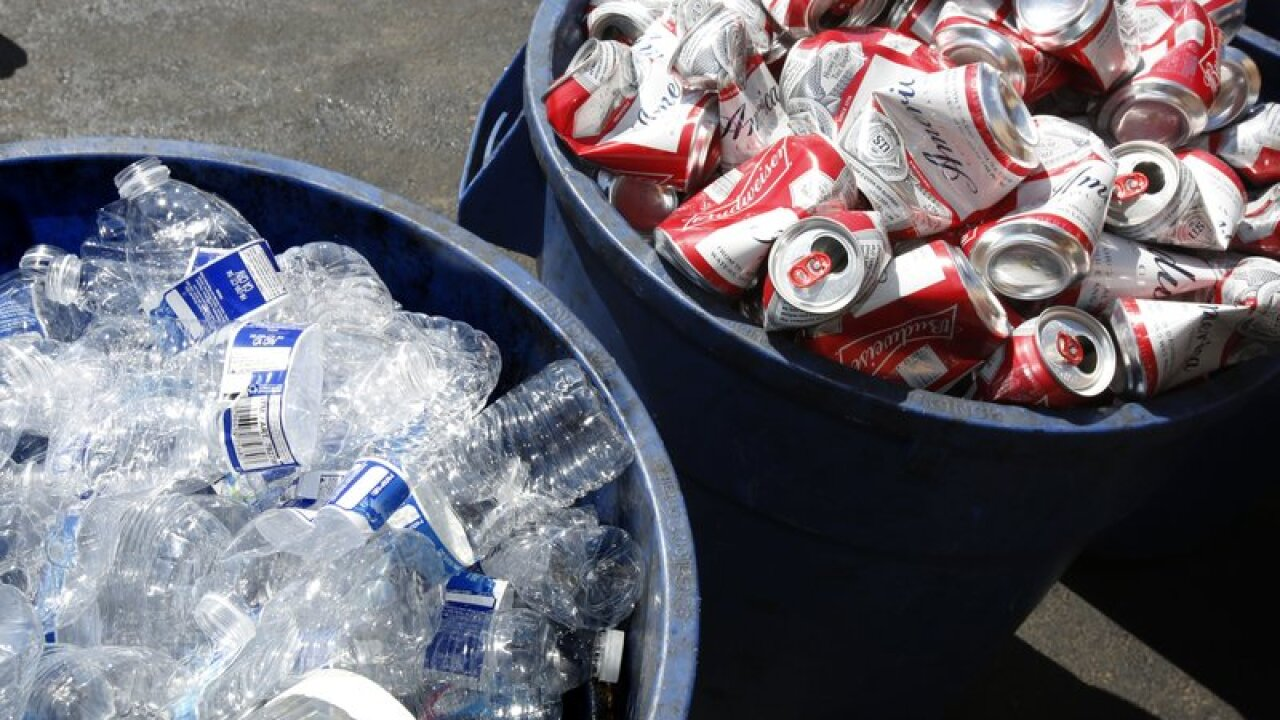 California fines CVS $3.6 million for failing to recycle