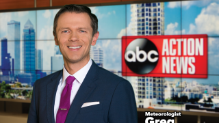 Tampa Bay Weather   WFTS - TV   ABC Action News
