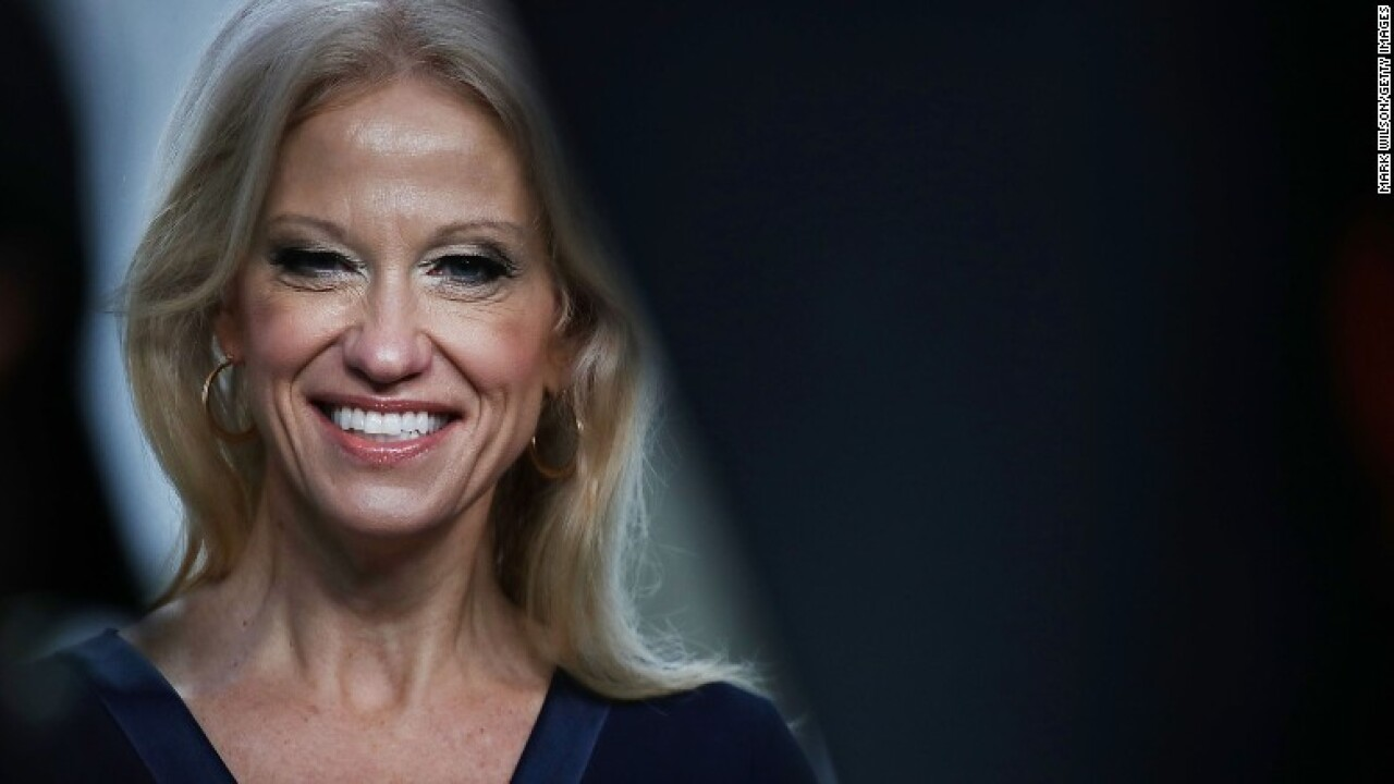 Kellyanne Conway sidelined from TV after Flynn debacle