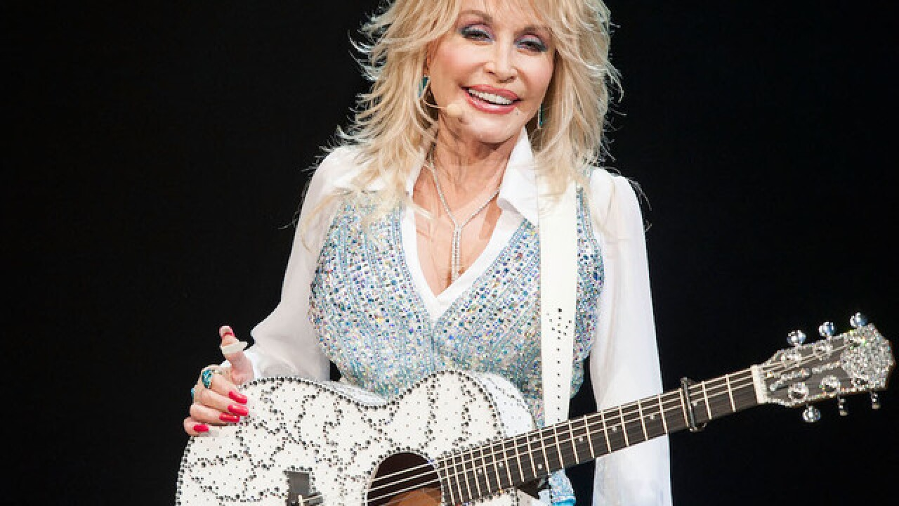 Dolly Parton pledges $1K per month for Tennessee fire victims