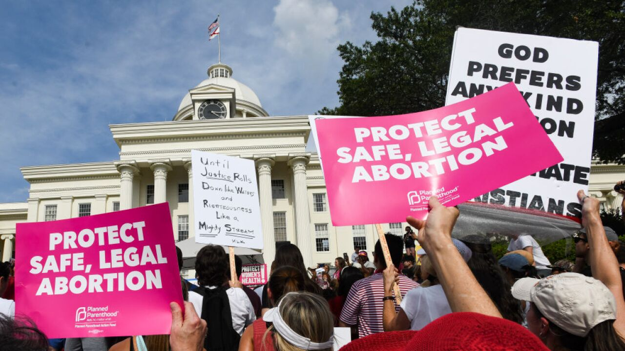 From Maine to Hawaii, abortion rights advocates will protest to 'stop the bans'
