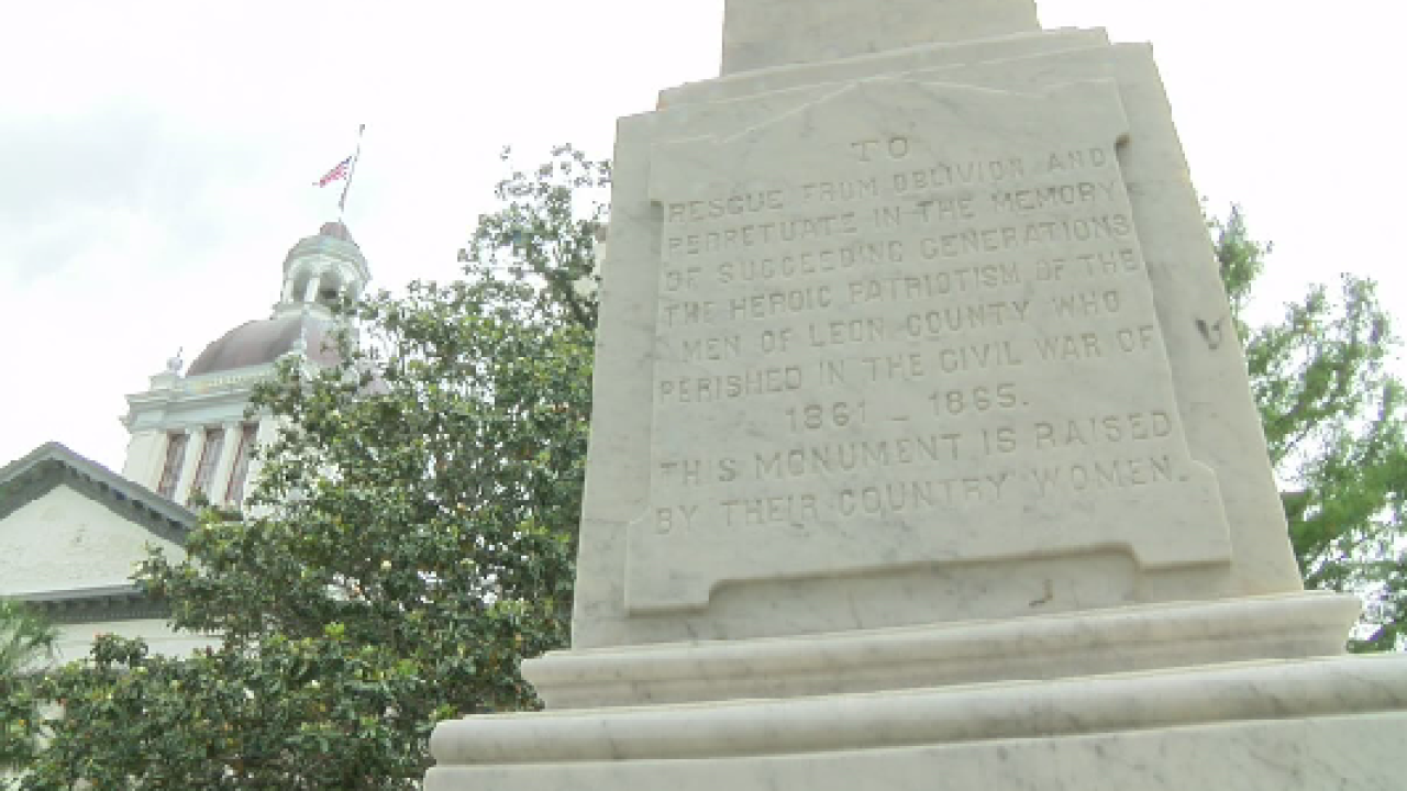 Civil War monument removal in New Orleans sparks debate throughout Southern states