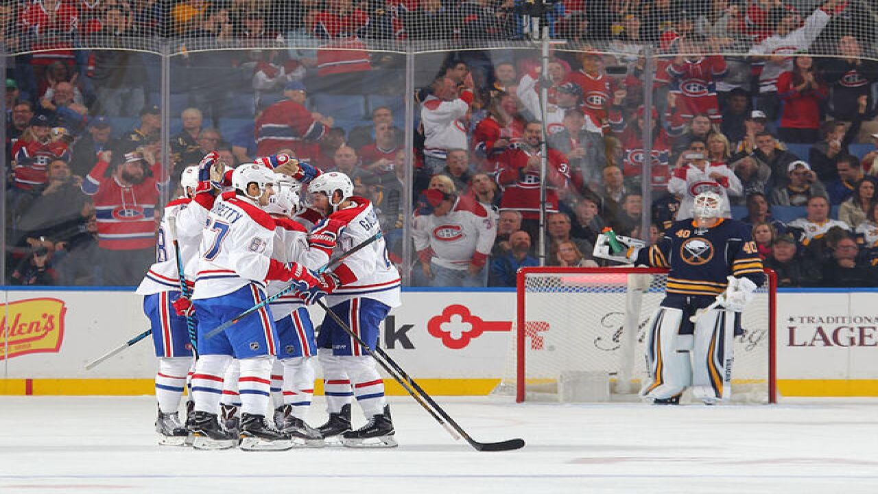 5 Observations  Sabres 4-1 loss to Canadiens 40149bbff