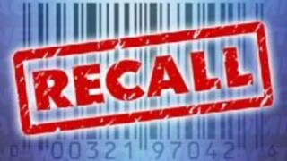 Roasted and salted pistachios recalled
