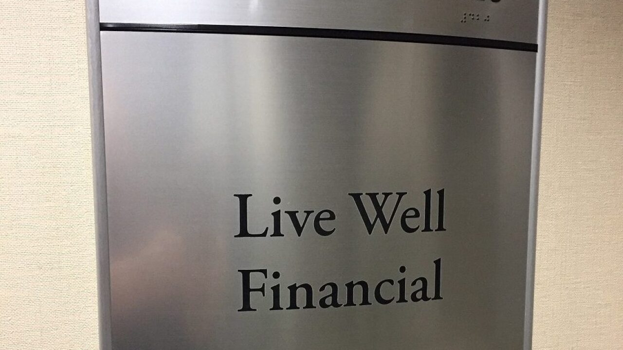 Live Well Financial abruptly closes, laying off 100 workers