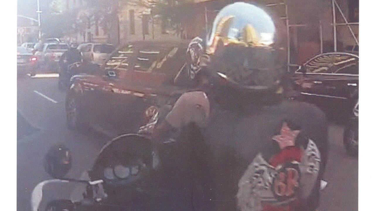 11 indicted in bikers clash with SUV driver in New York