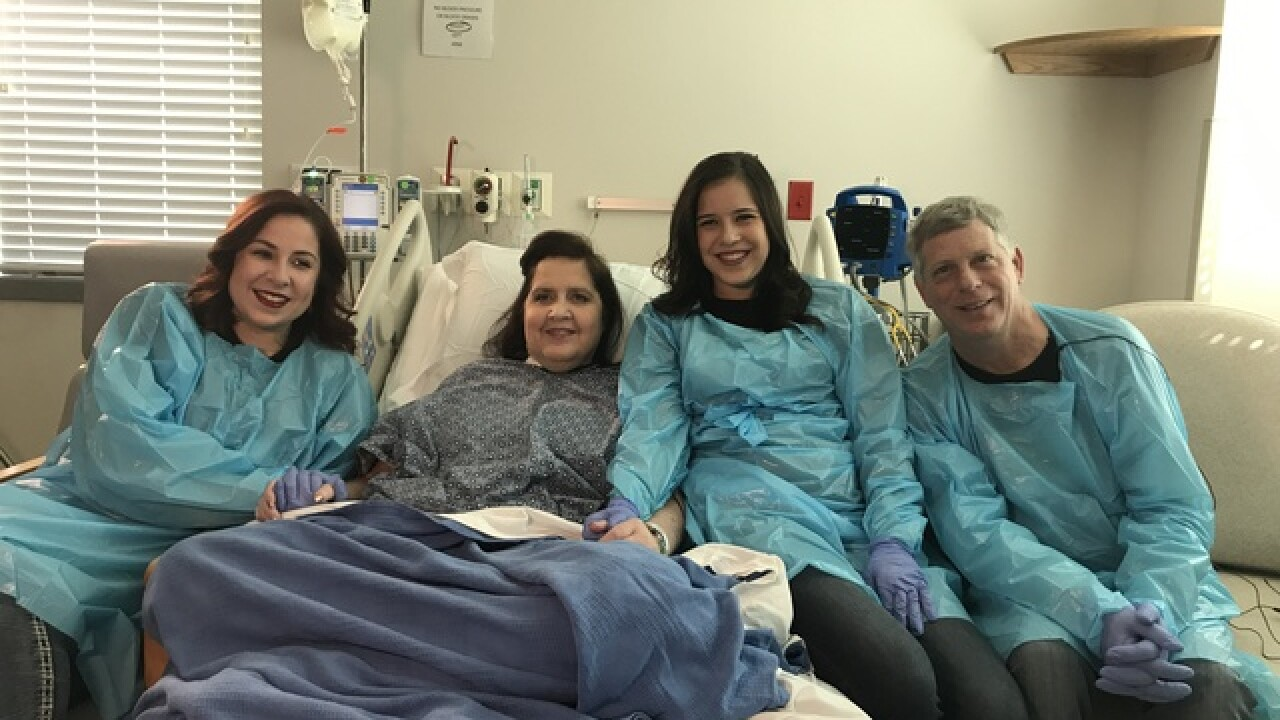 Las Vegas shooting survivor facing 12th surgery
