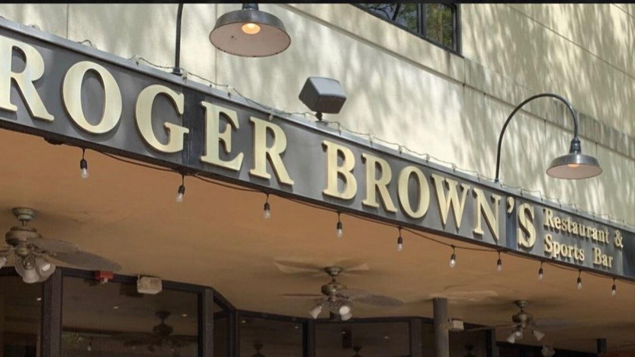 Roger Brown's Restaurant & Sports Bar (Courtesy: Facebook / @RogerBrownsVA)